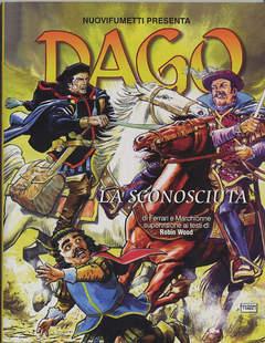 Copertina DAGO ANNO 18 n.3 - LA SCONOSCIUTA, EDITORIALE AUREA