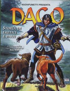 Copertina DAGO ANNO 18 n.4 - STORIA DI ERETICI E PAZZI, EDITORIALE AUREA