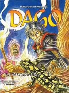 Copertina DAGO ANNO 19 n.10 - LA SALAMANDRA, EDITORIALE AUREA