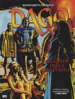 Copertina DAGO ANNO 19 n.2 - LA LEGGENDA DELLA MONTAGNA, EDITORIALE AUREA