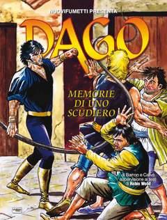 Copertina DAGO ANNO 19 n.3 - MEMORIE DI UNO SCUDIERO, EDITORIALE AUREA