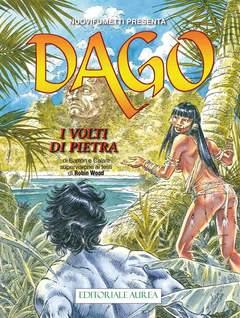 Copertina DAGO ANNO 20 n.2 - I VOLTI DI PIETRA, EDITORIALE AUREA