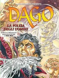 Copertina DAGO ANNO 20 n.1 - LA FOLLIA DEGLI UOMINI, EDITORIALE AUREA