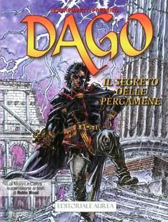 Copertina DAGO ANNO 20 n.8 - LE CAMPANE DI ROMA, EDITORIALE AUREA