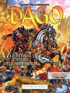 Copertina DAGO ANNO 20 n.4 - LE ETERNE CATENE DELLA MEMORIA, EDITORIALE AUREA