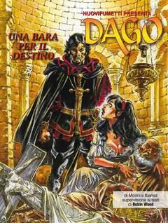 Copertina DAGO ANNO 20 n.3 - UNA BARA PER IL DESTINO, EDITORIALE AUREA