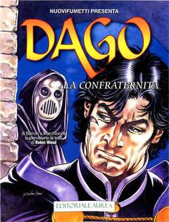 Copertina DAGO ANNO 21 n.1 - LA CONFRATERNITA, EDITORIALE AUREA