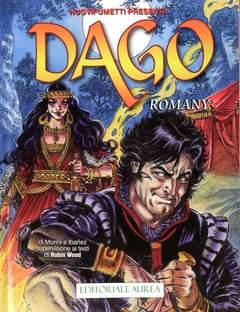 Copertina DAGO ANNO 21 n.3 - ROMANY, EDITORIALE AUREA