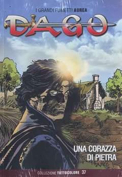 Copertina DAGO COLLEZIONE TUTTOCOLORE n.37 - DAGO, EDITORIALE AUREA