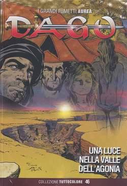 Copertina DAGO COLLEZIONE TUTTOCOLORE n.46 - DAGO TUTTOCOLORE, EDITORIALE AUREA