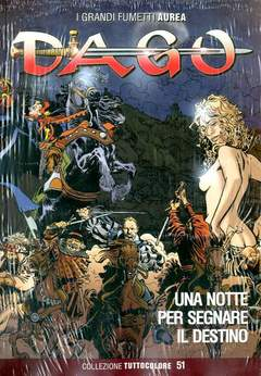Copertina DAGO COLLEZIONE TUTTOCOLORE n.51 - DAGO COLLEZIONE TUTTOCOLORE, EDITORIALE AUREA
