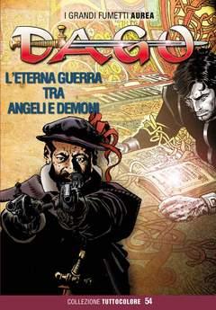 Copertina DAGO COLLEZIONE TUTTOCOLORE n.54 - DAGO COLLEZIONE TUTTOCOLORE, EDITORIALE AUREA