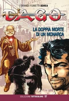Copertina DAGO COLLEZIONE TUTTOCOLORE n.57 - DAGO TUTTOCOLORE, EDITORIALE AUREA