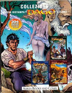 Copertina DAGO COLORE Nuova Rist. Coll. n.14 - 40/42 DAGO COLORE Nuova Ristampa, EDITORIALE AUREA