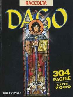 Copertina DAGO RACCOLTA n.10 - DAGO RACCOLTA 1977 4, EDITORIALE AUREA
