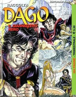 Copertina DAGO RACCOLTA n.74 - ANNO XIX - #4, EDITORIALE AUREA