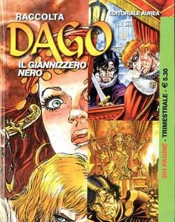 Copertina DAGO RACCOLTA n.76 - ANNO XX N. 2 (9-10-11/2015), EDITORIALE AUREA