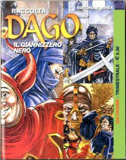 Copertina DAGO RACCOLTA n.77 - ANNO XX N. 3 (12/2015 231-232/2016), EDITORIALE AUREA