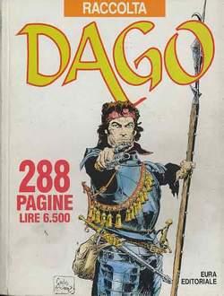 Copertina DAGO RACCOLTA n.1 - DAGO RACCOLTA 1975 1, EDITORIALE AUREA