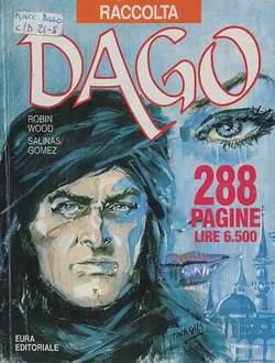 Copertina DAGO RACCOLTA n.4 - DAGO RACCOLTA 1976 2, EDITORIALE AUREA