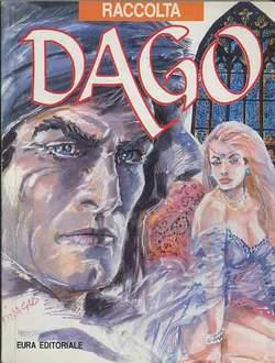 Copertina DAGO RACCOLTA n.7 - DAGO RACCOLTA 1977 1, EDITORIALE AUREA