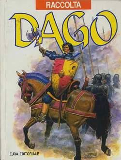 Copertina DAGO RACCOLTA n.8 - DAGO RACCOLTA 1977 2, EDITORIALE AUREA