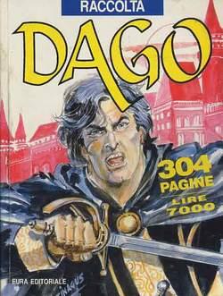 Copertina DAGO RACCOLTA n.9 - DAGO RACCOLTA 1977 3, EDITORIALE AUREA