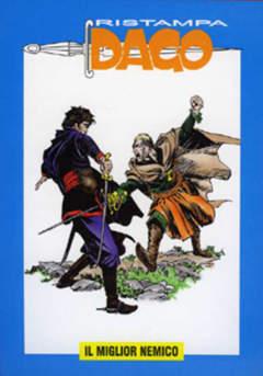 Copertina DAGO RISTAMPA n.43 - Il miglior nemico, EDITORIALE AUREA
