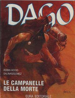 Copertina DAGO - RISTAMPA ANASTATICA n.14 - LE CAMPANELLE DELLA MORTE, EDITORIALE AUREA