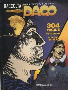 Copertina DAGO RISTAMPA RACCOLTA n.31 - DAGO RISTAMPA RACCOLTA, EDITORIALE AUREA