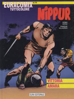 Copertina EURACOMIX n.179 - Nippur - Vittoria amara, EDITORIALE AUREA