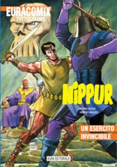 Copertina EURACOMIX n.219 - Nippur: Un esercito invincibile, EDITORIALE AUREA