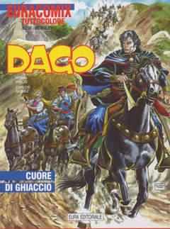Copertina EURACOMIX n.239 - DAGO CUORE DI GHIACCIO, EDITORIALE AUREA