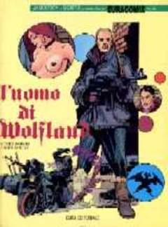 Copertina EURACOMIX n.29 - L'UOMO DI WOLFLAND, EDITORIALE AUREA