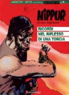 Copertina EURACOMIX n.31 - RICORDI NEL RIFLESSO DI UNA TORCIA, EDITORIALE AUREA