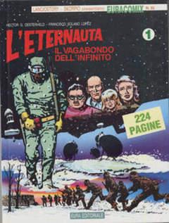 Copertina EURACOMIX n.55 - IL VAGABONDO DELL'INFINITO, EDITORIALE AUREA