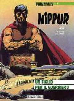 Copertina EURACOMIX n.80 - UN FIGLIO PER IL GUERRIERO, EDITORIALE AUREA