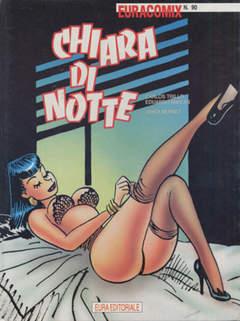 Copertina EURACOMIX n.90 - CHIARA DI NOTTE, EDITORIALE AUREA