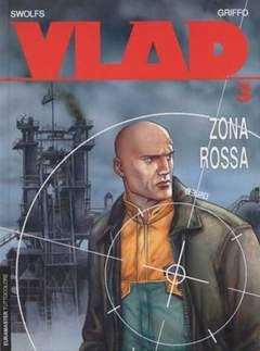 Copertina EURAMASTER TUTTOCOLORE n.102 - VLAD 3 - ZONA ROSSA, EDITORIALE AUREA