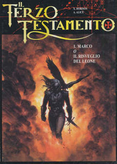 Copertina EURAMASTER TUTTOCOLORE n.51 - IL TERZO TESTAMENTO, EDITORIALE AUREA