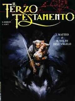 Copertina EURAMASTER TUTTOCOLORE n.58 - MATTEO O IL VOLTO DELL'ANGELO, EDITORIALE AUREA