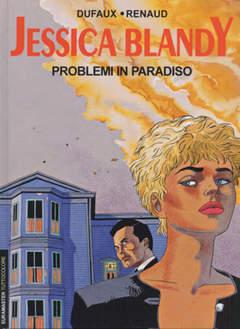 Copertina EURAMASTER TUTTOCOLORE n.62 - JESSICA BLANDY 11 PROBLEMI IN PARADISO, EDITORIALE AUREA