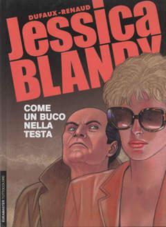 Copertina EURAMASTER TUTTOCOLORE n.68 - JESSICA BLANDY - COME UN BUCO NELLA TESTA, EDITORIALE AUREA