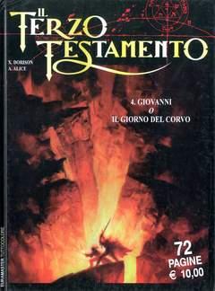 Copertina EURAMASTER TUTTOCOLORE n.74 - GIOVANNI O IL GIORNO DEL CORVO, EDITORIALE AUREA