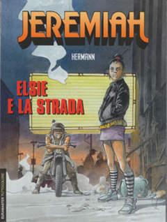 Copertina EURAMASTER TUTTOCOLORE n.98 - ELSIE E LA STRADA, EDITORIALE AUREA