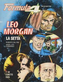 Copertina FORMULA 4 n.7 - LEO MORGAN (LA SETTA), EDITORIALE AUREA