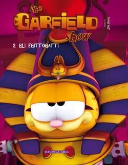 Copertina GARFIELD SHOW Cartonato n.2 - GARFIELD SHOW, EDITORIALE AUREA