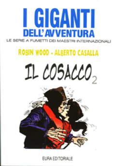 Copertina GIGANTI DELL'AVVENTURA (I) n.54 - IL COSACCO, EDITORIALE AUREA