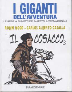 Copertina GIGANTI DELL'AVVENTURA (I) n.57 - IL COSACCO, EDITORIALE AUREA