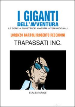 Copertina GIGANTI DELL'AVVENTURA (I) n.62 - TRAPASSATI INC., EDITORIALE AUREA
